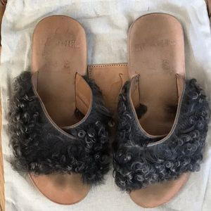 Brother Vellies Shoes - Brother Vellies Lamu Sandals